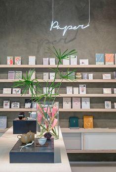 Paper and Tea Store Berlin
