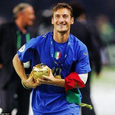 #MarcoMaterazzi Marco Materazzi: Happy Birthday Legend !!! AUGURI LEGGENDA !!! #totti #roma #39 #pupone #worldchampion2006