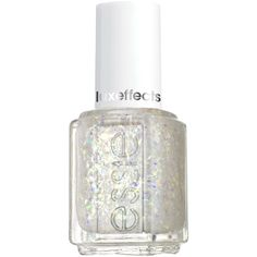 Women's Sparkle on Top Luxe Effects Nail Polish - Essie found on Polyvore