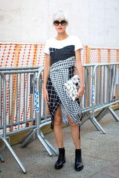 Kathryn Wirsing -Cosmopolitan.com Consistently fabulous #nyfw