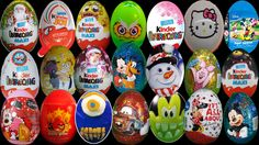 Unboxing of Surprise Eggs. Unwrapping of Play Doh Eggs,Chocolate Eggs and Plastic Surprise Eggs is very funny. Play Doh Eggs, Disney Surprise, Xmas, Angry Birds, Round Round, Travel Destinations, Ideas, Christmas, Weihnachten