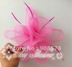 how to make flowers out of fabric - Google Search