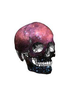 Space Skull   Dia de los Muertos   Day of the Dead