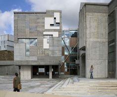 Rector Office At Vigo University Campus | OpenBuildings