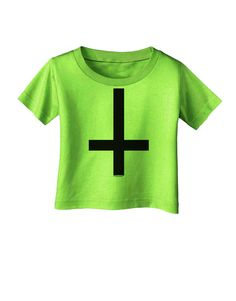 TooLoud Inverted Cross Infant T-Shirt