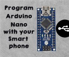 In this Instructable, I have shown you how to program your Arduino Board using your smartphone.