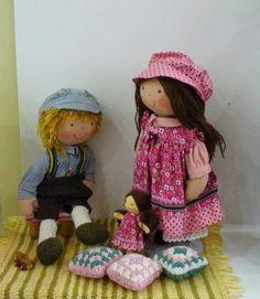 Aledi dolls