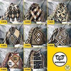 20 отметок «Нравится», 1 комментариев — Wayuu bags (ร้านวายู้ฮู) (@wayoohoo.bkk) в Instagram: «ใบที่ว่างคือ 1-D20, 1-D21 และ 1-D25 พร้อมส่งทุกใบค่าา . ยกเว้น ➡ 1-D19 ขายแล้วค่ะ ❌❌ ➡ 1-D22…»