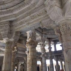Jain Tempel Ranakpur Textilrundreise Indien Journey Pictures, Group Tours, Indian, Round Trip, Temples, Viajes