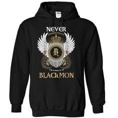 (Never001) Never Underestimate The Power Of BLACKMON T Shirt, Hoodie, Sweatshirt