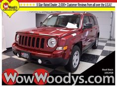 2016 Jeep Patriot fo