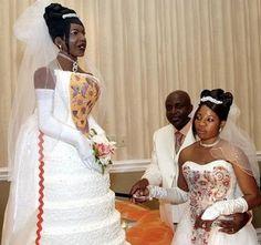 Bolos de casamento bem diferentes