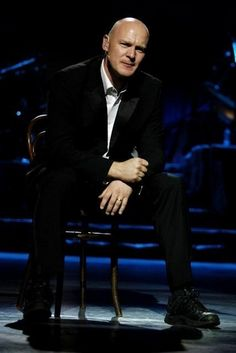 Photo of George for fans of Celtic Thunder.