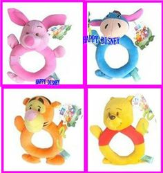 Aliexpress.com : Buy Lot of 4 Wholesale Gifts for Children's Day Children Kids Baby Girl Boy Velour Plush Soft Stuffed Hand Rattle Developmental Toys from Reliable Developmental Toy suppliers on Women's Fashion Clothing  Dress Shop $9.99