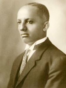 """Carter Godwin Woodson was among the """"Thomasites"""" -- American educators who travelled to the Philippines in the 1900s to build the public education system, #kasaysayan"""