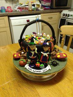 Happy Halloween Happy Halloween, Cakes, Cake Makers, Kuchen, Cake, Pastries, Cookies, Torte, Layer Cakes