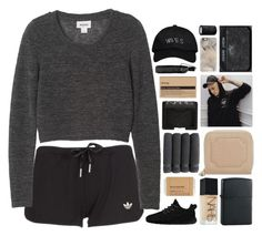 """""""i don't want your apple pie mami"""" by annamari-a ❤ liked on Polyvore featuring adidas, Monki, Enchanté, October's Very Own, Aspinal of London, Casetify, NARS Cosmetics, Zippo, Vascolari and Aesop"""