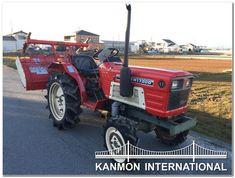 YANMAR 1720D 4WD Tractors, Japanese, Vehicles, Japanese Language, Vehicle, Tools