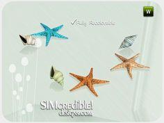 SIMcredible!'s Coastal Starfish