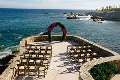 Cliff Side at Esperanza - Cabo San Lucas