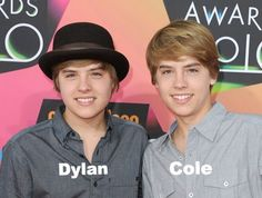 You might recognize Cole Sprouse as Cody Martin from The Suite Life of Zack and Cody on the Disney channel.