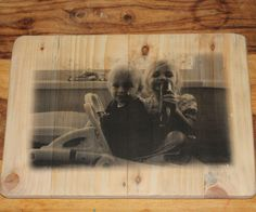 In this instructable I will explain an easy method of transferring photographs onto wood.