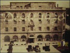 Salamanca antigua: El Gran Hotel (Salamanca)