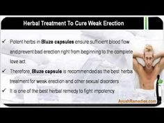 This video describes about What Is Weak Erection And How Herbal Treatment Works To Cure This. You can find more detail about Mast Mood Oil And Bluze Capsules at http://www.ayushremedies.com