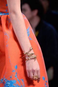 Antonio Marras e Monica Castiglioni settembre 2014 Milano   Pistilli bracelet