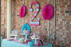mermaid bday party