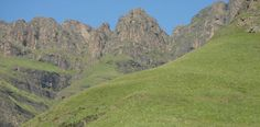 Maluti mountains Free State, Car Rental, Hiking Trails, South Africa, Landscapes, African, Explore, Mountains, Country