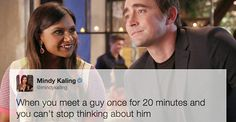 27 Times Mindy Kaling Was Just Too Relatable On Twitter