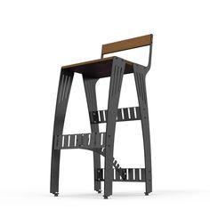 Pekota Counter Stool by Pekota Design @ 212Concept - Modern Living