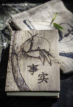 Bamboo Engraving Journal