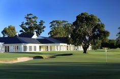 Kingston Heath Golf Club Melbourne Australia| potential wedding venue
