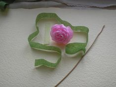 Crepe paper flowers look like natural flowers but last longer and won't wilt or droop. That's why they are very popular for decoration. There are many creative ways to make crepe paper flowers and here's a nice example. What makes it so special is the way the petals are formed. …