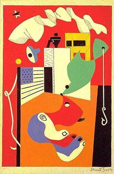 BEST AMERICAN ART: Stuart Davis (1892–1964)