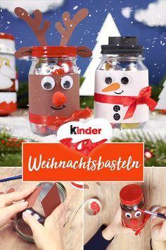 Christmas Quotes, Diy Christmas Gifts, Christmas Humor, Christmas Time, Jar Crafts, Diy And Crafts, Diy For Kids, Crafts For Kids, Christmas Activities