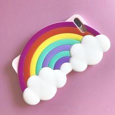 Funda de silicona rainbow - comprar online