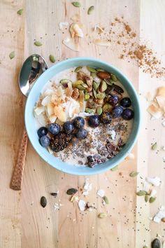 Probiotic Hormonal Balancing Smoothie Bowl – Monica Yates
