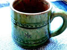 Latvian Pottery...Vintage.