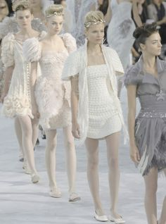 Chanel Haute Couture Spring 2008