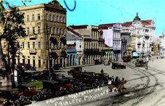 Fotos colorizadas de Porto Alegre nas décadas de 20 e 30. - SkyscraperCity