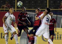Blog Esportivo do Suíço:  Paraná quebra sequência invicta do Vitória e larga na frente na Copa do Brasil
