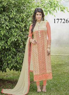 Dress Designer Kameez Pakistani Suit Anarkali Bollywood New Indian Salwar Ethnic #KriyaCreation