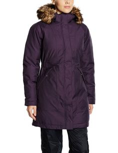 Adjustable removable Arctic #ladies #ParkaJacket #hood is available @ £186.95 - £332.49