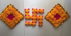 Diy Diwali Decorations, Flower Decorations, Wedding Decorations, Diwali Candles, Diwali Lights, Diwali Diy, Diwali Craft, Cd Crafts, Arts And Crafts