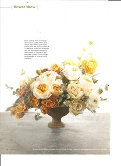 nicolette camille floral design nyc | ... above by Nicolette Camille Floral Design. Images from Flower Magazine