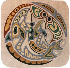 I love the Inuit aesthetic Native Art, Native American Art, Inuit People, Inuit Art, Art Themes, First Nations, Nativity, Art Projects, Street Art