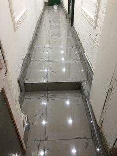 Grouting, Tile Floor, Stairs, Flooring, Crafts, Home Decor, Stairway, Manualidades, Decoration Home